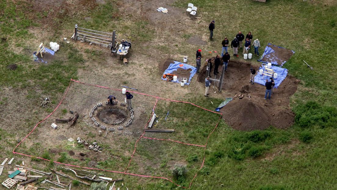 Hallan restos humanos en la casa de un hombre relacionado con la desaparición de los hijos de su esposa