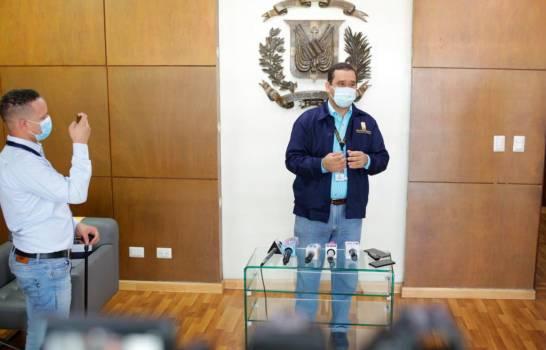 Kits de higienización que serán usados en los colegios electorales estarán dentro de las valijas