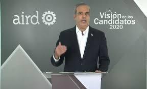 Luis Abinader eliminaría impuestos para impulsar el sector exportador