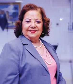Murió Mercy Jácquez; pionera de la moda en República Dominicana