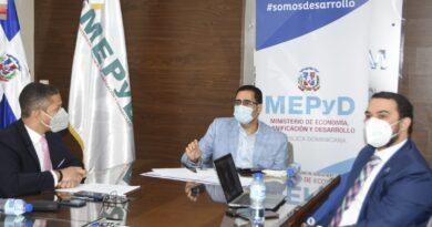 Ministerio de Economía y ASFL unen esfuerzos para mitigar el impacto del covid-19
