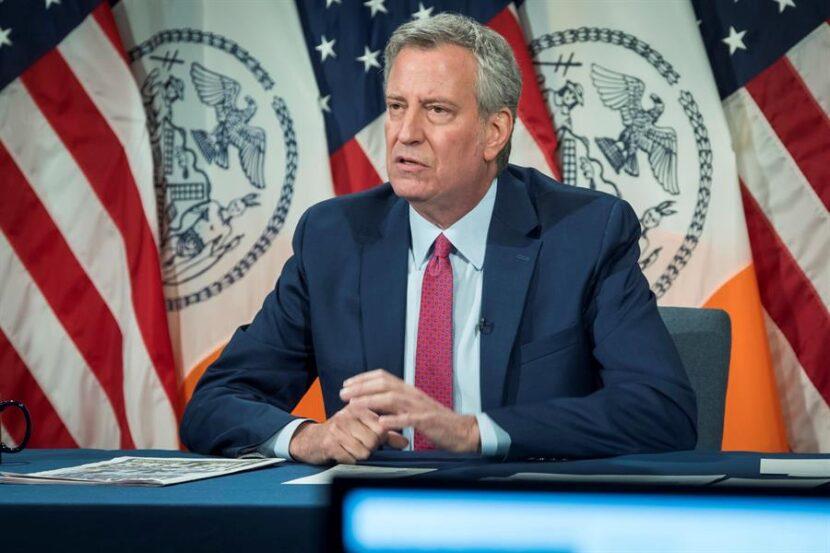 Nueva York decreta toque de queda y dobla presencia policial por protestas