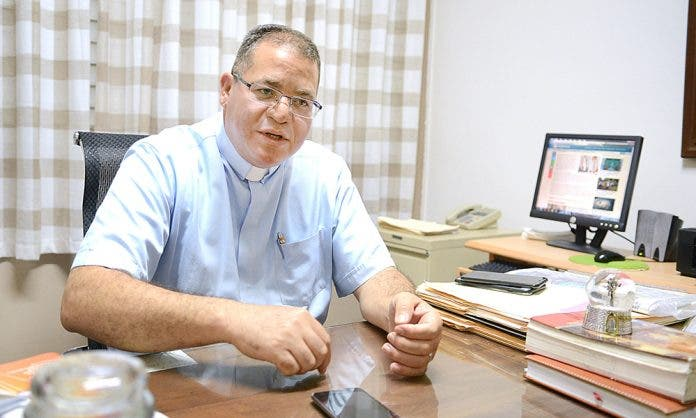 Papa Francisco nombra nuevo obispo auxiliar en Santo Domingo