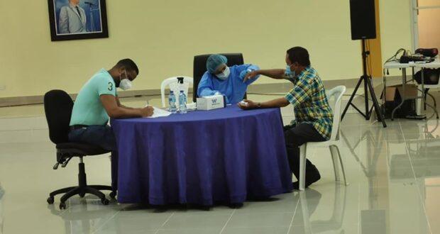Embellecimiento realiza operativo de prueba detección Coronavirus