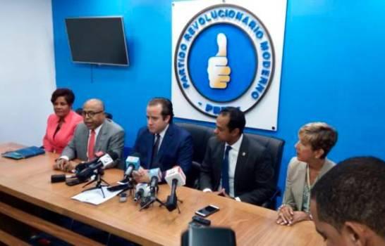 PRM depositará este martes recurso contra estado de emergencia en Tribunal Constitucional