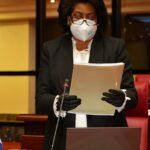 Senadora Cristina Lizardo da a conocer 50 logros obtenidos por su gestión