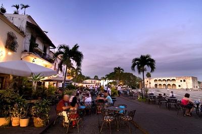 Ciudad Colonial de Santo Domingo recibió más de 150 mil visitantes en el 1er trimestre del 2020