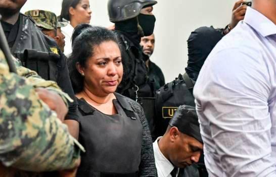 Tribunal decide el lunes si otorga libertad a Marlin Martínez por pena cumplida