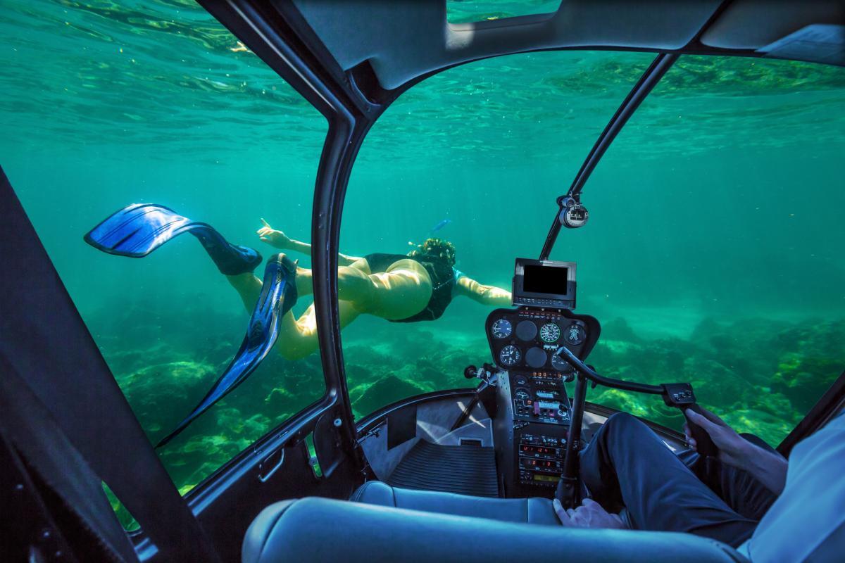 Aqua-Fi, el WiFi para conectarse bajo el agua