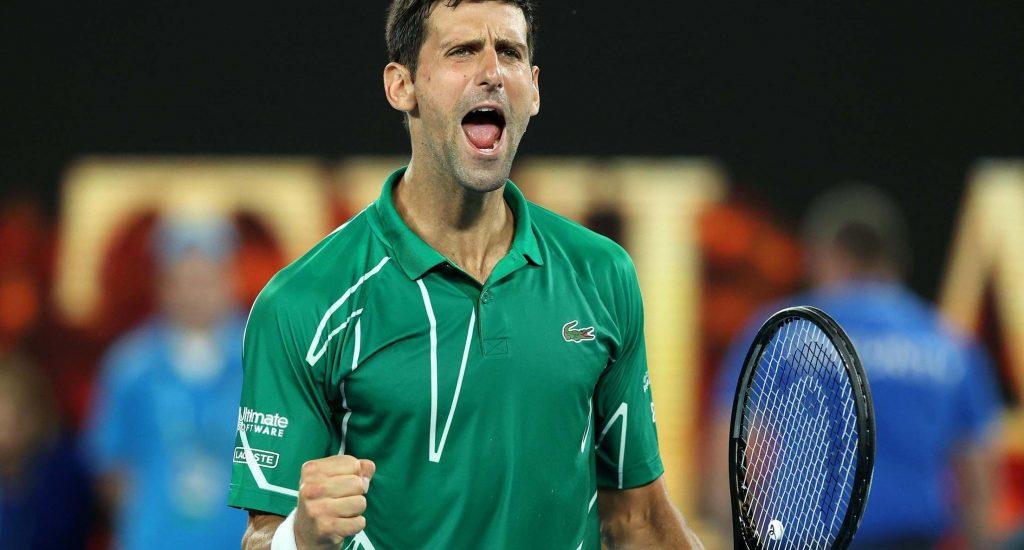 Djokovic gana y Zverev pierde al inicio del torneo benéfico de Zadar