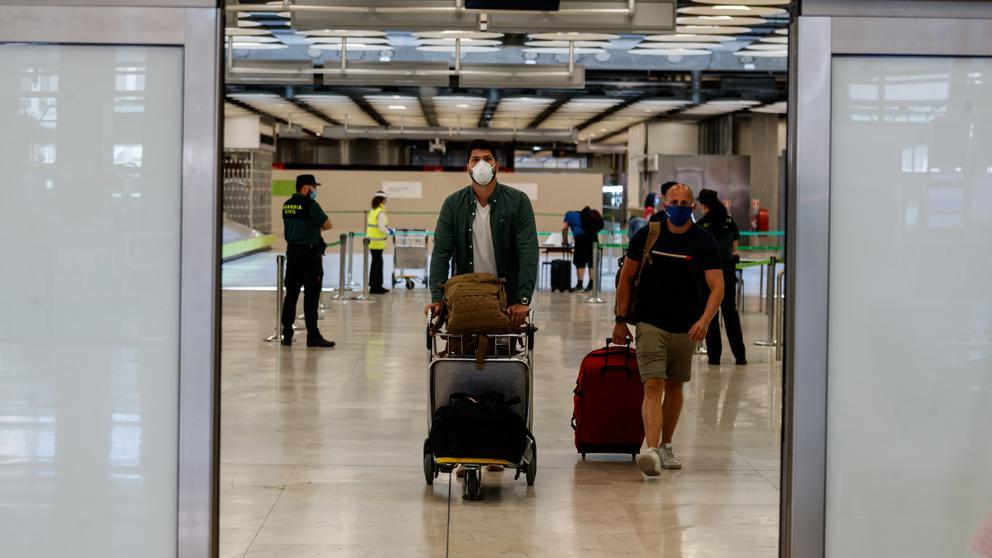 La reapertura del turismo internacional, lejos de la normalidad