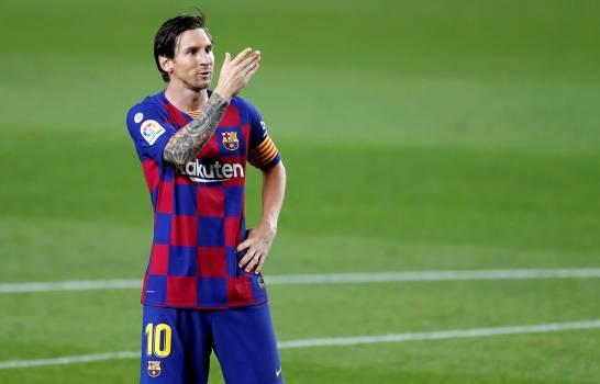 Ansu lo despierta y Messi remata un mal partido del Barça