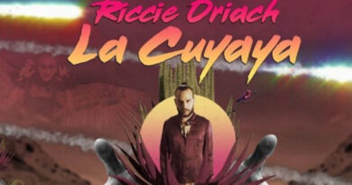 """Riccie Oriach lanza video de su segundo sencillo Titulado """"La Cuyaya"""""""