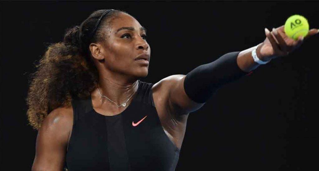 Serena Williams anuncia que participará en el Abierto de EEUU