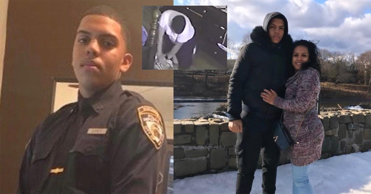 Adolescente dominicano de NYPD Explorers salva a su madre durante un ataque de asma