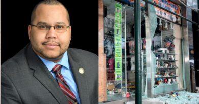 Asambleísta dominicano denuncia 50 comercios fueron saqueados y robados durante protestas en El Bronx
