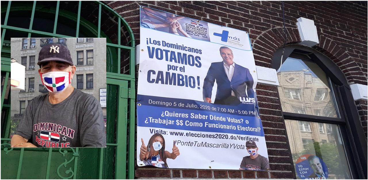 Reportero desautoriza uso de su foto en afiches de campaña para promover candidatos