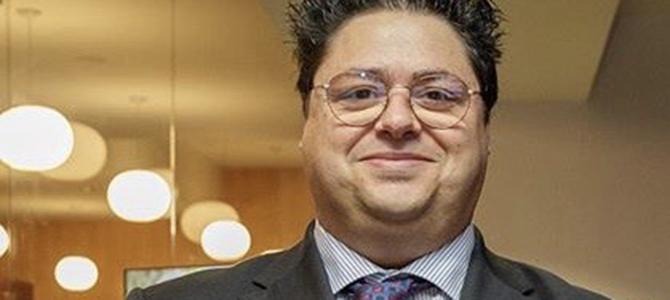 Marcos Antón, nuevo director de la Escuela de Economía del Colegio de Economistas