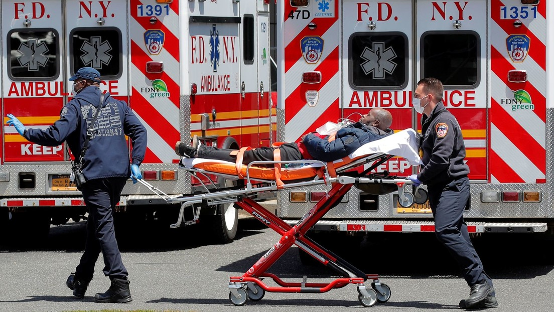 Pronostican que las muertes en EE.UU. por covid-19 podrían superar las 208.000 en octubre