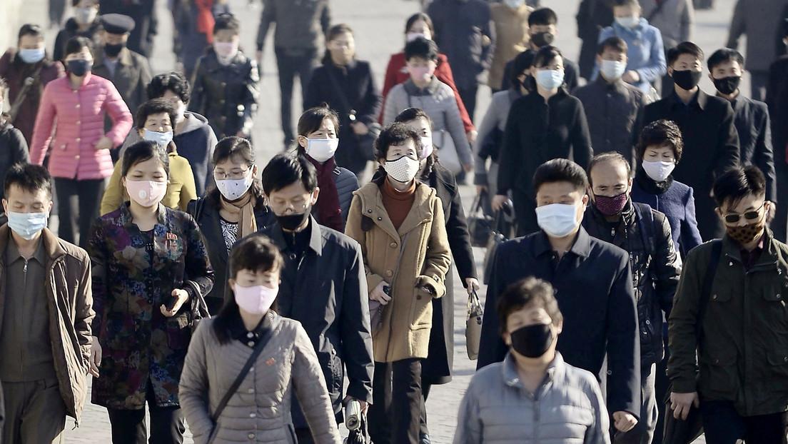 ATENCIÓN :Corea del Norte afirma que desarrolla una vacuna contra el coronavirus y ya comenzó las pruebas clínicas, mientras registra cero casos de covid-19