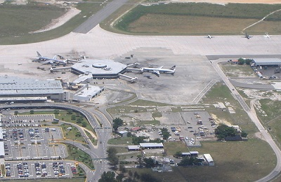 Aerodom dispone del uso de las dos terminales del AILA – JFPG en vista del incremento del flujo de pasajeros