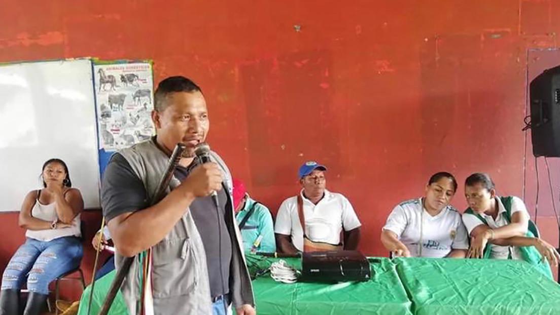 Asesinan al gobernador indígena del pueblo Awá en Colombia