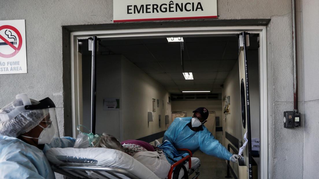 Brasil supera las 65.000 muertes por coronavirus y suma en un día más de 20.000 nuevos contagios