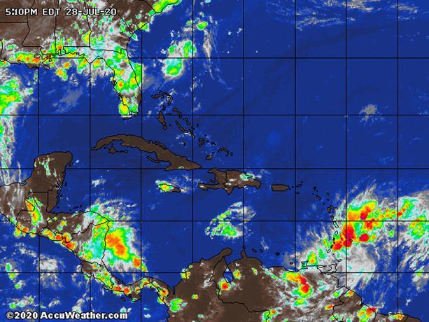 El Gobierno se prepara para posibles efectos de tormenta que amenaza el país