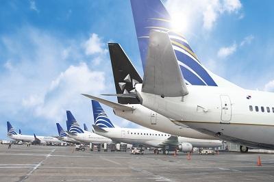 Actualización: Copa reinicia vuelos a Santo Domingo y Punta Cana con incrementos de frecuencia cada semana