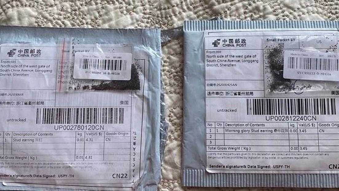 Decenas de estadounidenses reciben desde China paquetes con semillas y nadie sabe por qué