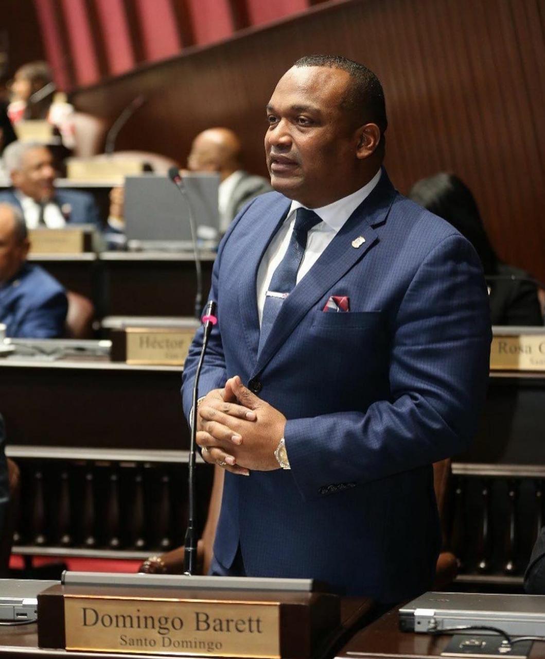 Diputado Domingo Baret impugnará proceso por fraude y falsificación en llenado de actas
