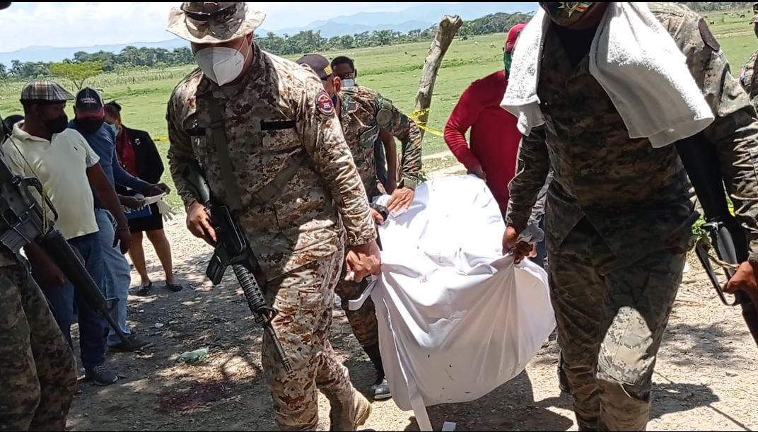Ejército designa comisión y ordena exhaustiva investigación por muerte raso Cabral Santo