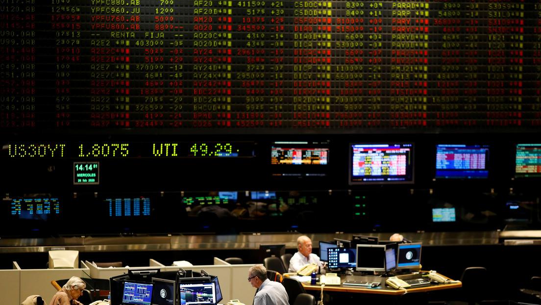 El Banco Central de Argentina estima una caída del PIB de hasta 12 % al cierre de 2020