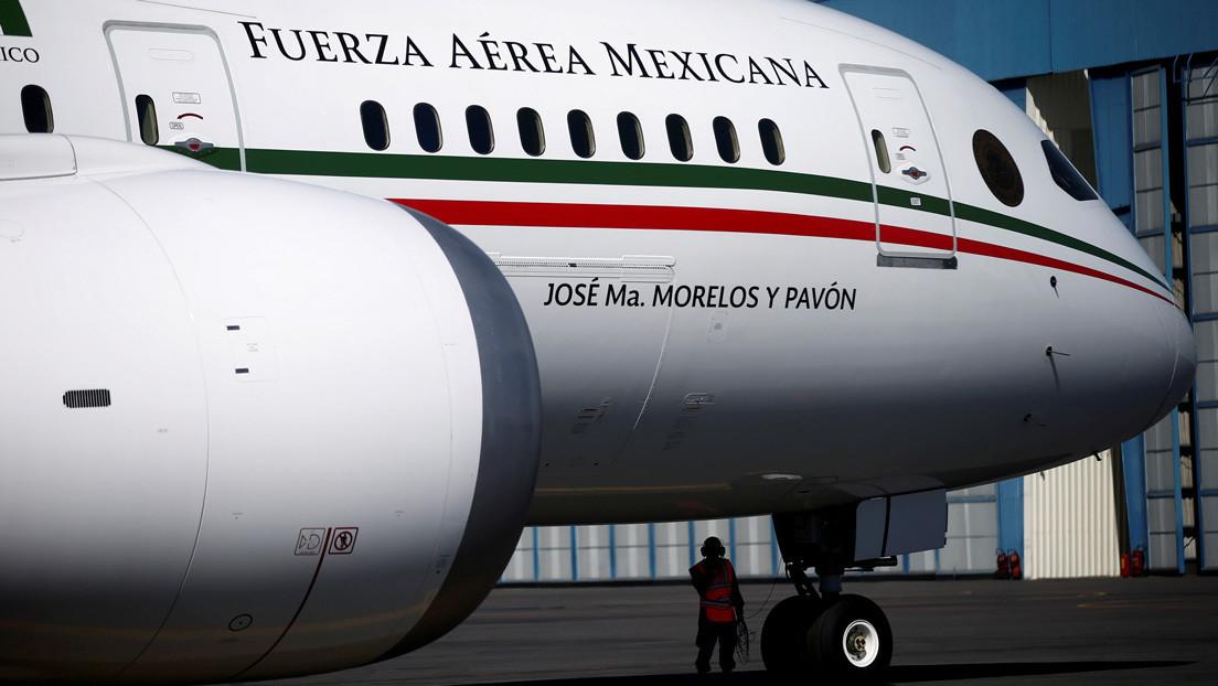 El avión presidencial que rechazó López Obrador por ostentoso regresa a México para continuar su venta