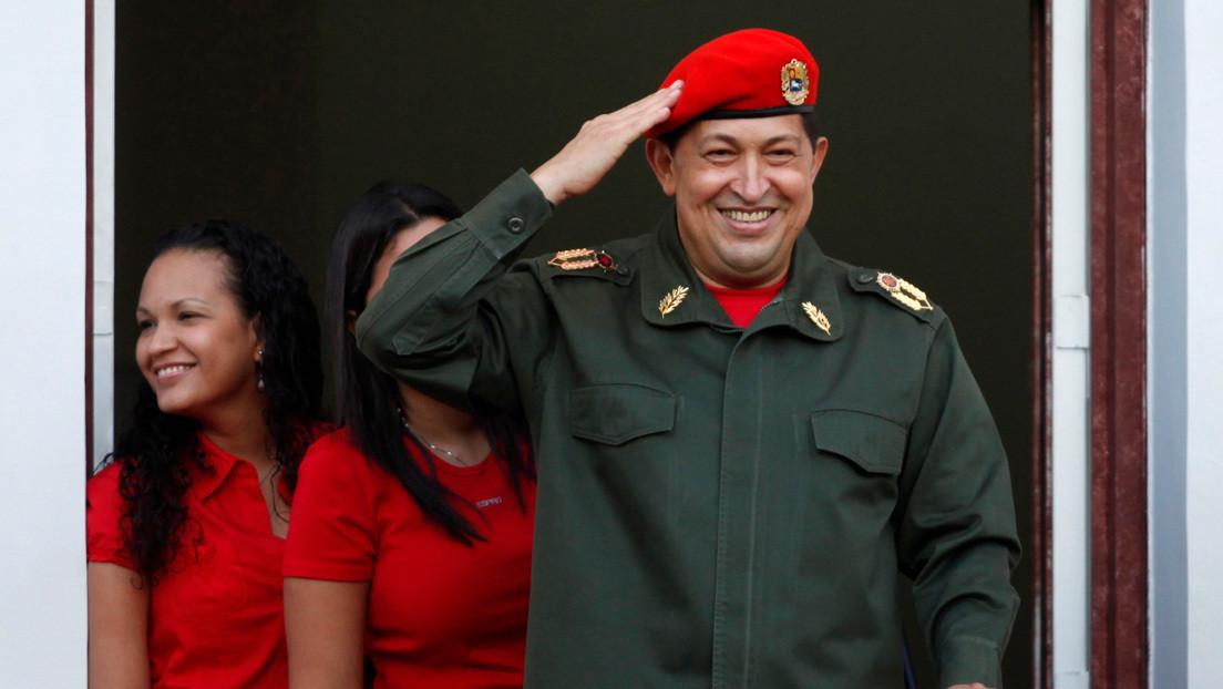 El chavismo conmemora en las redes sociales el 66 aniversario de Hugo Chávez