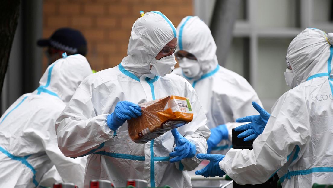 El director de la OMS asegura que el brote de covid-19 se está acelerando y todavía no se ha alcanzado el pico de la pandemia