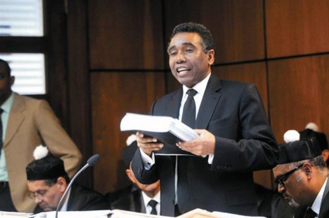 """Félix Bautista desmiente que vaya a renunciar del PLD: """"Fui electo senador por el PLD y estoy en el PLD"""""""