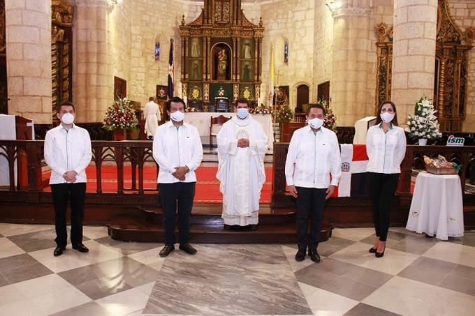 Industrias San Miguel festeja sus 15 años en RD con una eucaristía