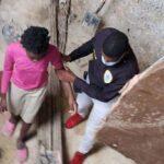 Imponen 3 meses de coerción a pareja de haitianos encerraron niñas en cisterna