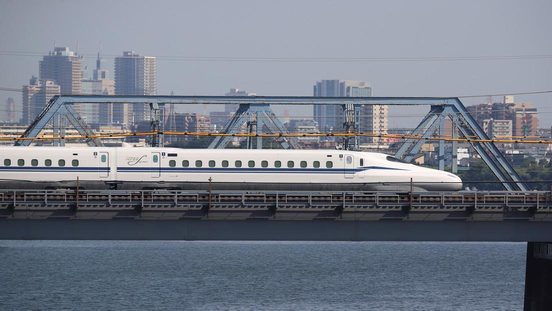 Japón pone en servicio un tren bala capaz de alcanzar los 360 km/h