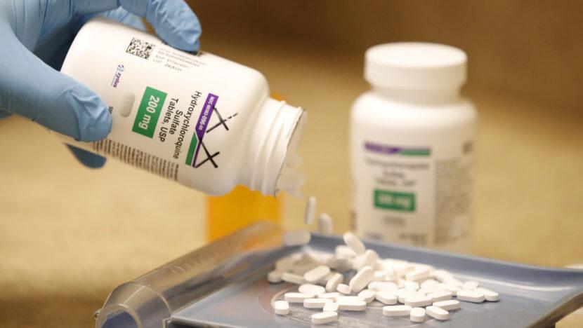 La OMS afirma que la efectividad de hidroxicloroquina contra el covid-19 no está confirmada