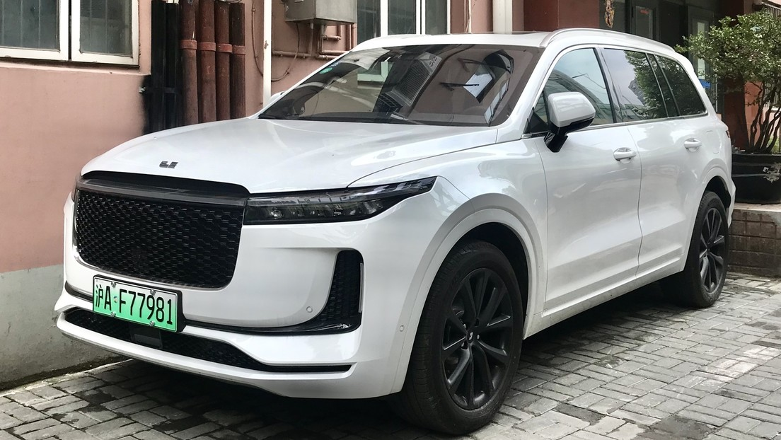 La empresa china de vehículos eléctricos Li Auto empieza a cotizar en la Bolsa de EE.UU.
