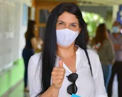 La vincularon con una red de lavado de activos, fue la segunda candidata a diputada más votada de la circunscripción 1 de La Vega.
