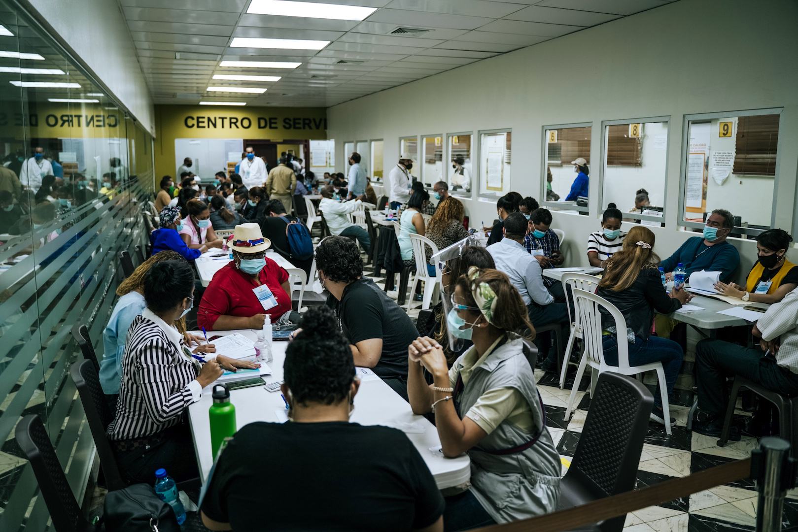 Los y las Guardianes de la Democracia dan por concluido el proceso de validación y cuadre de actas en revisión en la Junta Electoral del Distrito Nacional (JEDN)