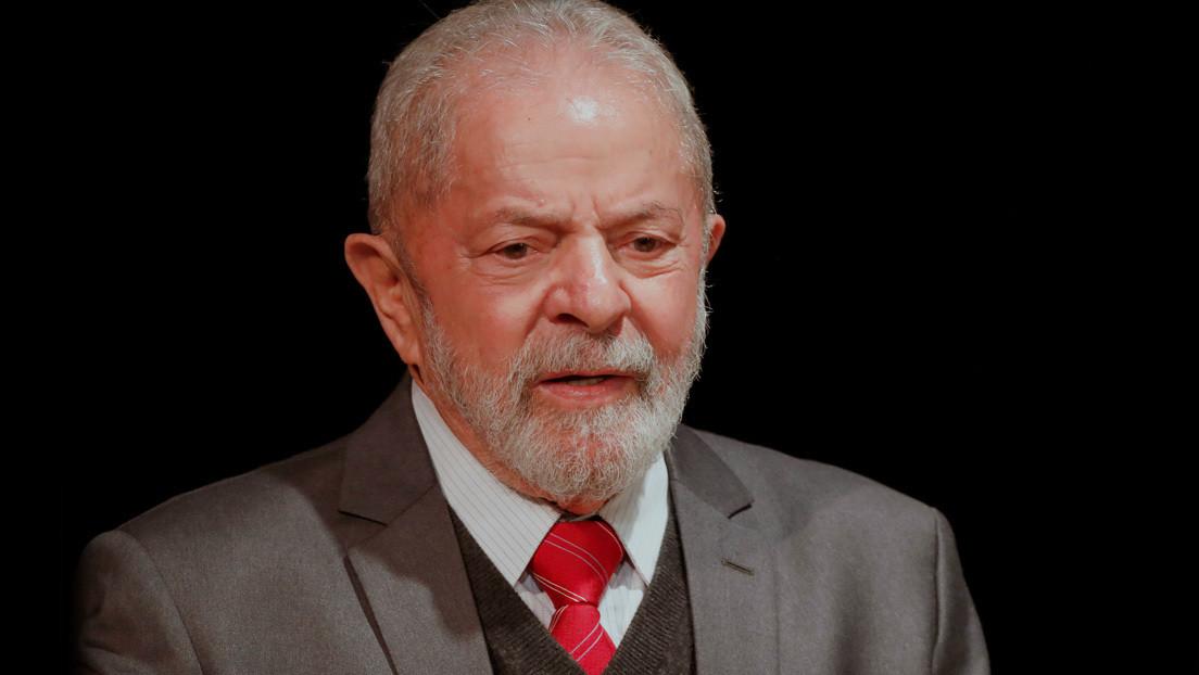 """Lula da Silva trata a Bolsonaro de """"ignorante"""" y afirma que no sabe manejar la crisis sanitaria ni la financiera"""