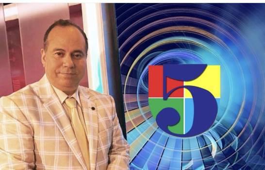 Periodista Alberto Caminero casi muere por el coronavirus