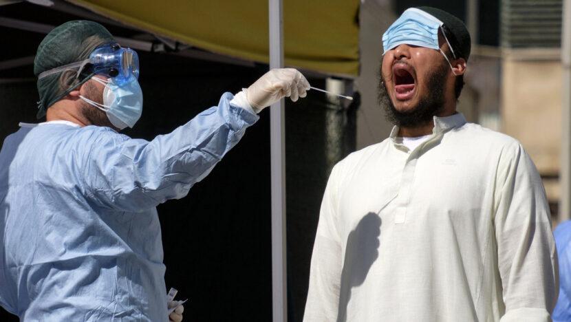 Sugieren que el sarpullido en la boca puede ser otro síntoma del covid-19