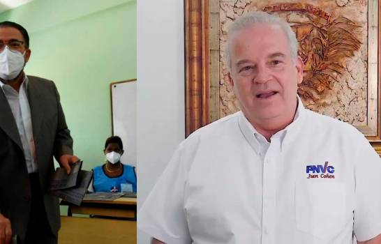 Guillermo Moreno y Juan Cohen reconocen triunfo de Abinader