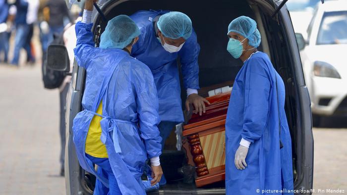 Venezuela reporta cuatro nuevos fallecidos por coronavirus y sobrepasa los 8.000 contagios