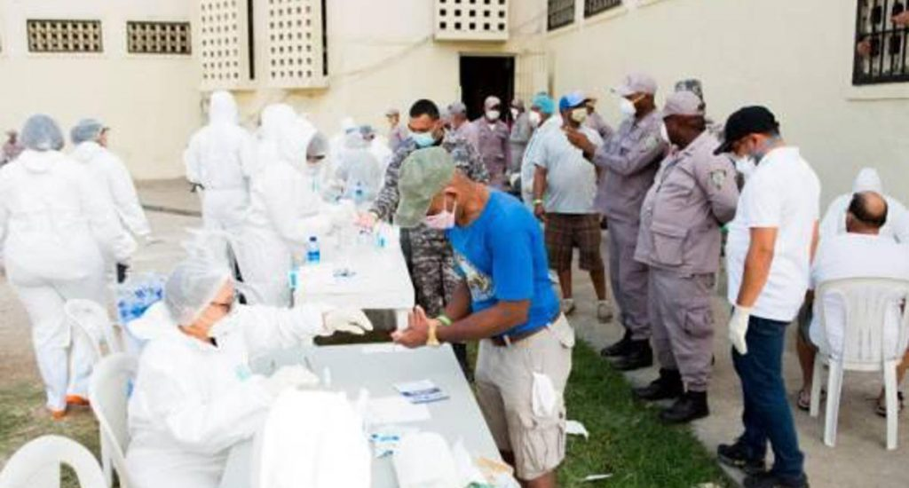 Procuraduría informa otros 90 reos se han recuperado del coronavirus